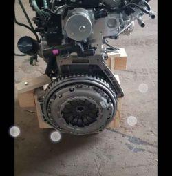 Engine Renault Duster k9k 858