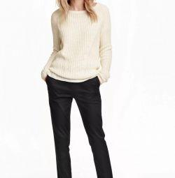 H & M παντελόνι