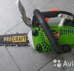 Chainsaw ProCraft K-300