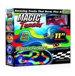 Auto Track Magic Track 220 de piese noi
