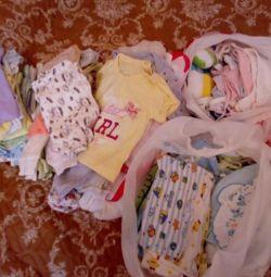 Package of things