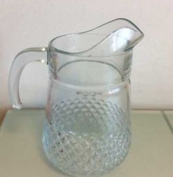 Carafe of the USSR. Vintage. Exchange.