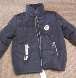 Куртка новая 46-48 (Л)
