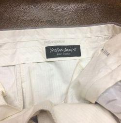 YSL pour homme men's pants