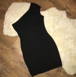 Rochie pe un umăr Zara
