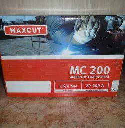 Inverter 200 Amps MAXCUT νέο