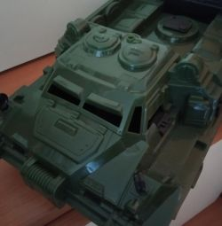 Vehicul militar nou