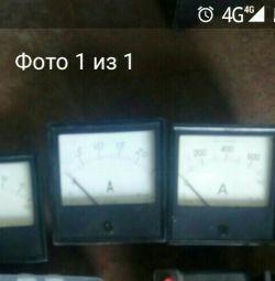 амперометры