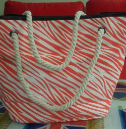 Bright summer bag