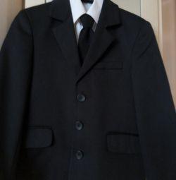Jacheta din lână clasic p. 128