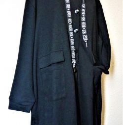 Hoodie elegantă cu glugă 50-60 x /