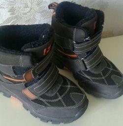 Ботинки 31р.(20см)