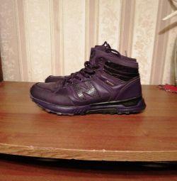 Χειμερινά πάνινα παπούτσια