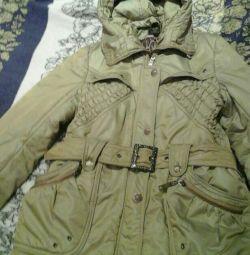Χειμερινό σακάκι, με κουκούλα στο zomocha.
