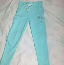 Pants for girl height 104