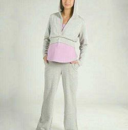 Kit for pregnant women three items (Trouser