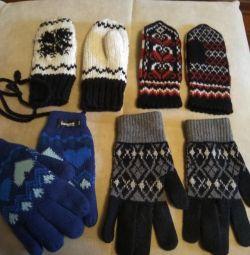 Рукавички і рукавиці шерсть