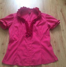 блузка сорочка