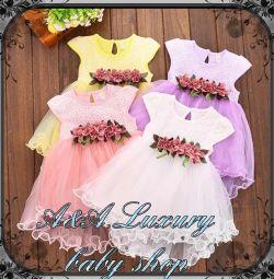 Rochie pentru fete festive