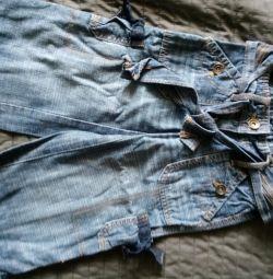 Jeans pentru fată