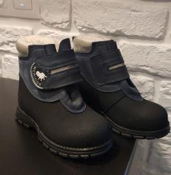Μπότες μπότες περιπατητές 28 r