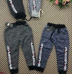 Yeni ve polar pantolon
