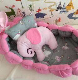 Cuib pentru nou-născuți