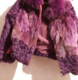 Sell sheepskin coat
