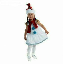 Costum de carnaval pentru copii