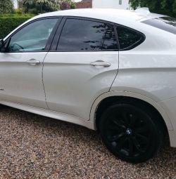 BMW X6 3.0 40d M SPORT