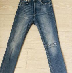 Talie mare Zara Jeans
