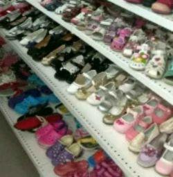 Pantofi noi pentru fete și băieți