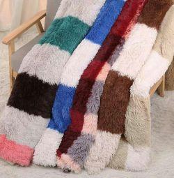 Γούνα κουβέρτα