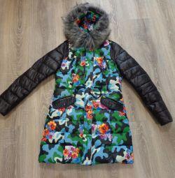 Mükemmel kış ceket
