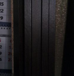 İç kapılardaki yeni kapılar 2 adet.