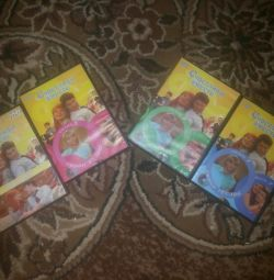 Happy together. Cost for all 4 discs