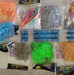 Set for weaving