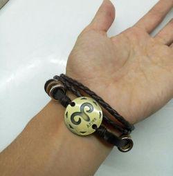 Новий 🙌 браслет під шкіру 😍 ОВЕН 🐏