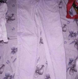 Büyük kot pantolon! Mavi kot pantolon