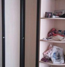 The cabinet is angular modular