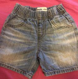Shorts 6-12 months