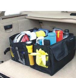 Сумка органайзер в багажник ( 52 * 38,5 * 26 см)