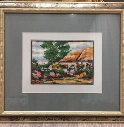 Picture embroidery