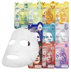 Korean fabric face masks
