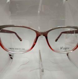 V8678 Eyeglass Frame