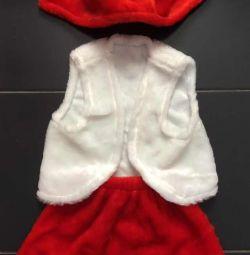 Costum de Hood Riding Red