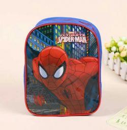 Backpack Spiderman