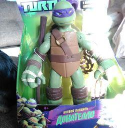 Nouă țestoasă ninja