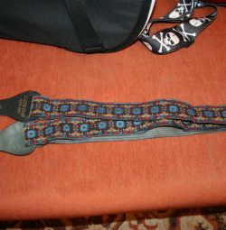 Guitar strap beautiful