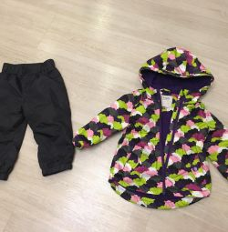 Costume Spring-Autumn (jacket + pants)